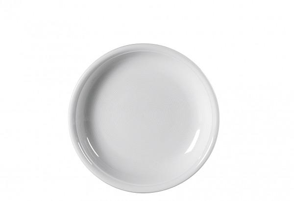 Suppenteller 22 cm Trend weiß