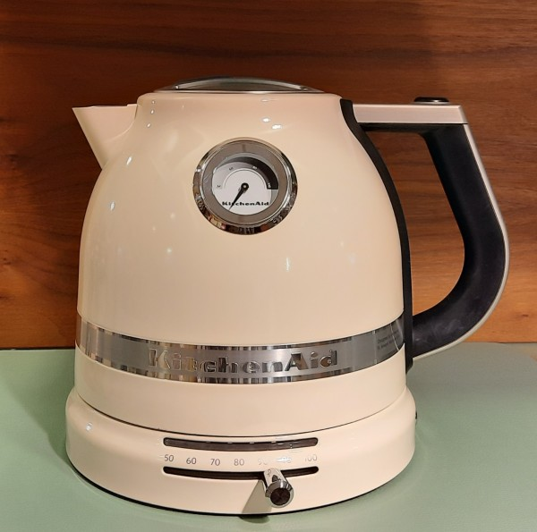 Kitchenaid Wasserkocher Creme