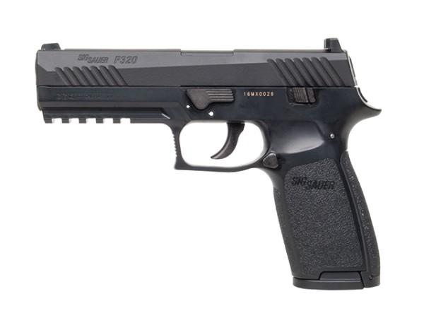 SigSauer P320 Co2, Blowback´, 4,5mm