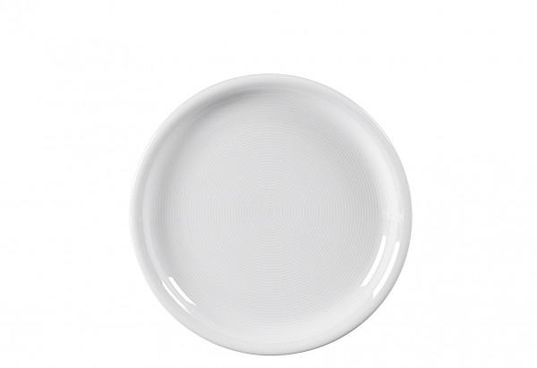 Frühstücksteller 20 cm Trend weiß