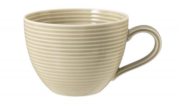 Beat Kaffeetasse 0,26 l mit Relief Color