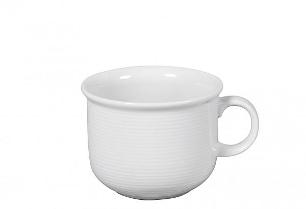 Kaffeetasse 180 ml Trend weiß